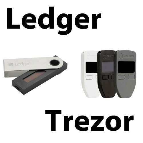 Ledger vs Trezor